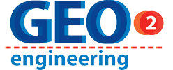 GEO2 engineering logo